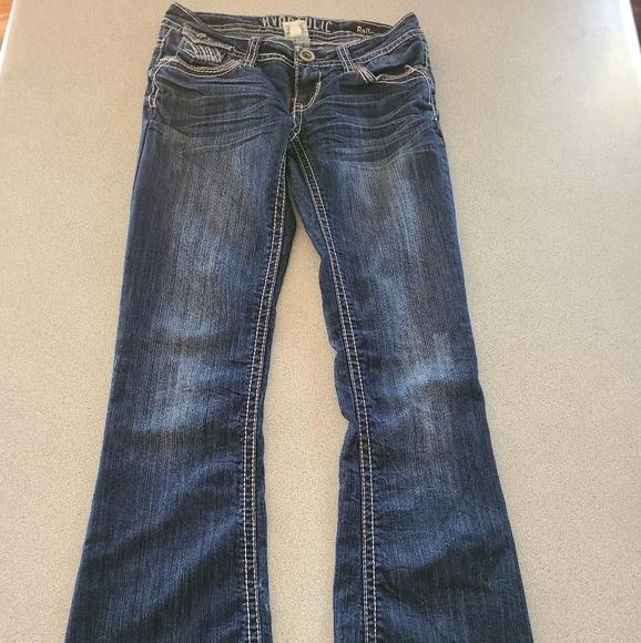 Hydraulic Bailey slim boot jeans size 5/6 lowrise